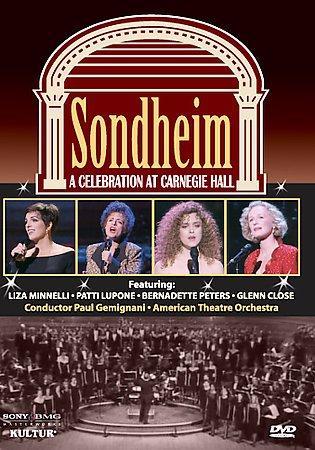 Sondheim: A Celebration at Carnegie Hall (DVD)