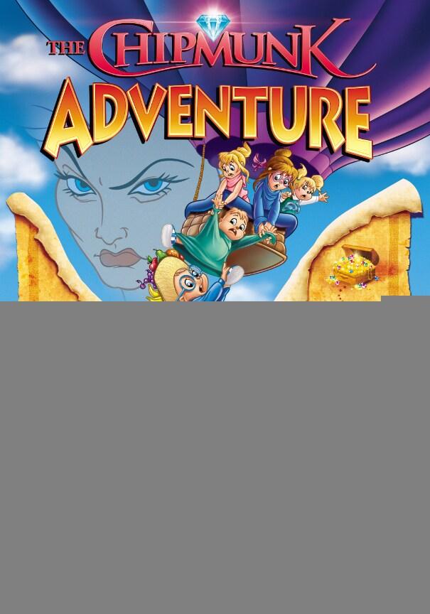 Alvin and the Chipmunks: The Chipmunk Adventure (DVD)
