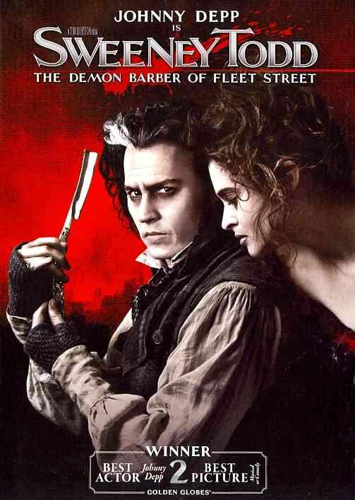 Sweeney Todd/ Sleepy Hollow (DVD)