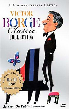 Victor Borge Classic Collection (DVD)