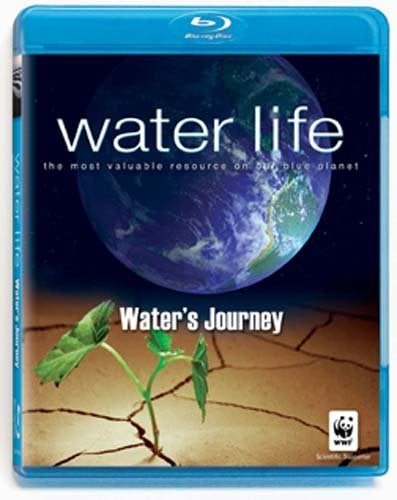 Water Life: Water's Journey (Blu-ray Disc)