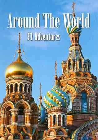 Around The World: 52 Adventures (DVD)