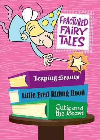 The Complete Fractured Fairy Tales (DVD)