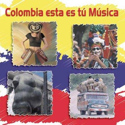 Various - Colombia, Esta Es Tu Musica