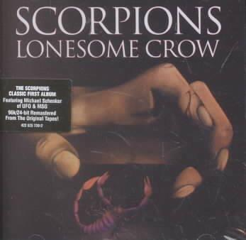 Scorpions - Lonesome Crow - Thumbnail 0