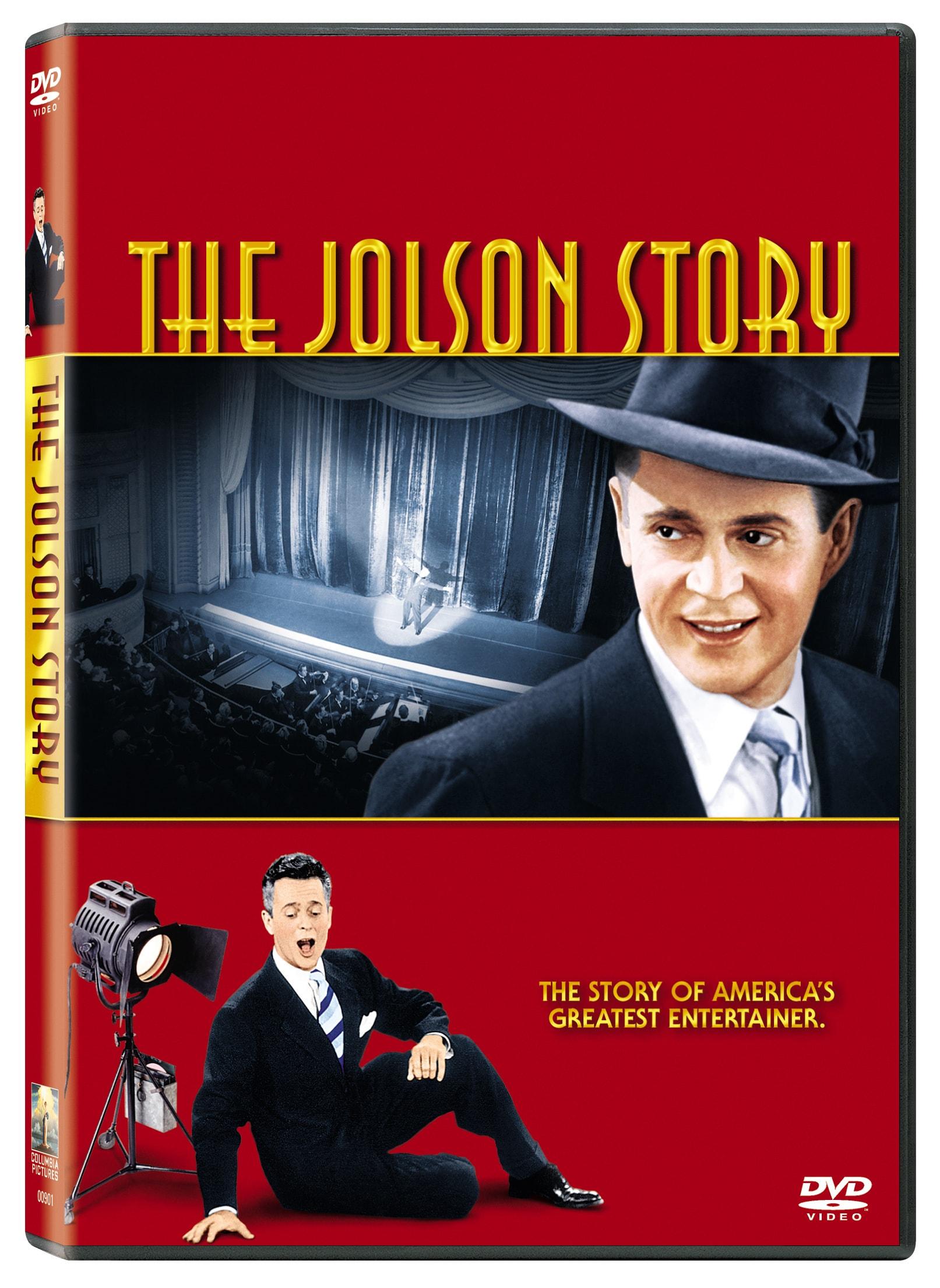 Jolson Story (DVD)