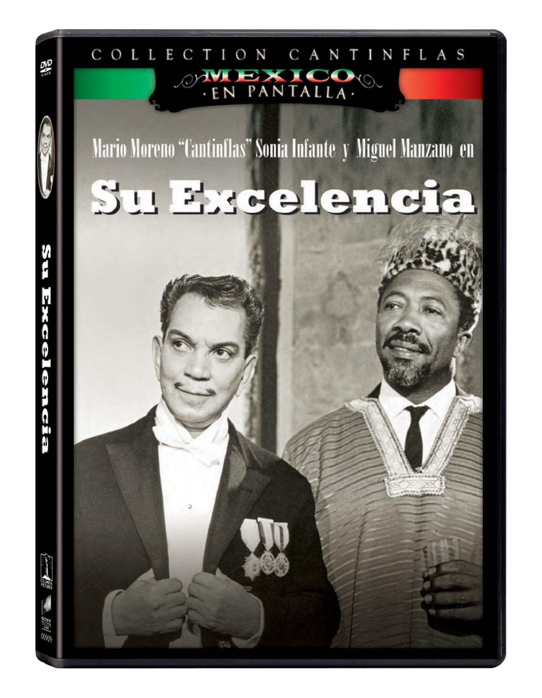 Su Excelencia (DVD)