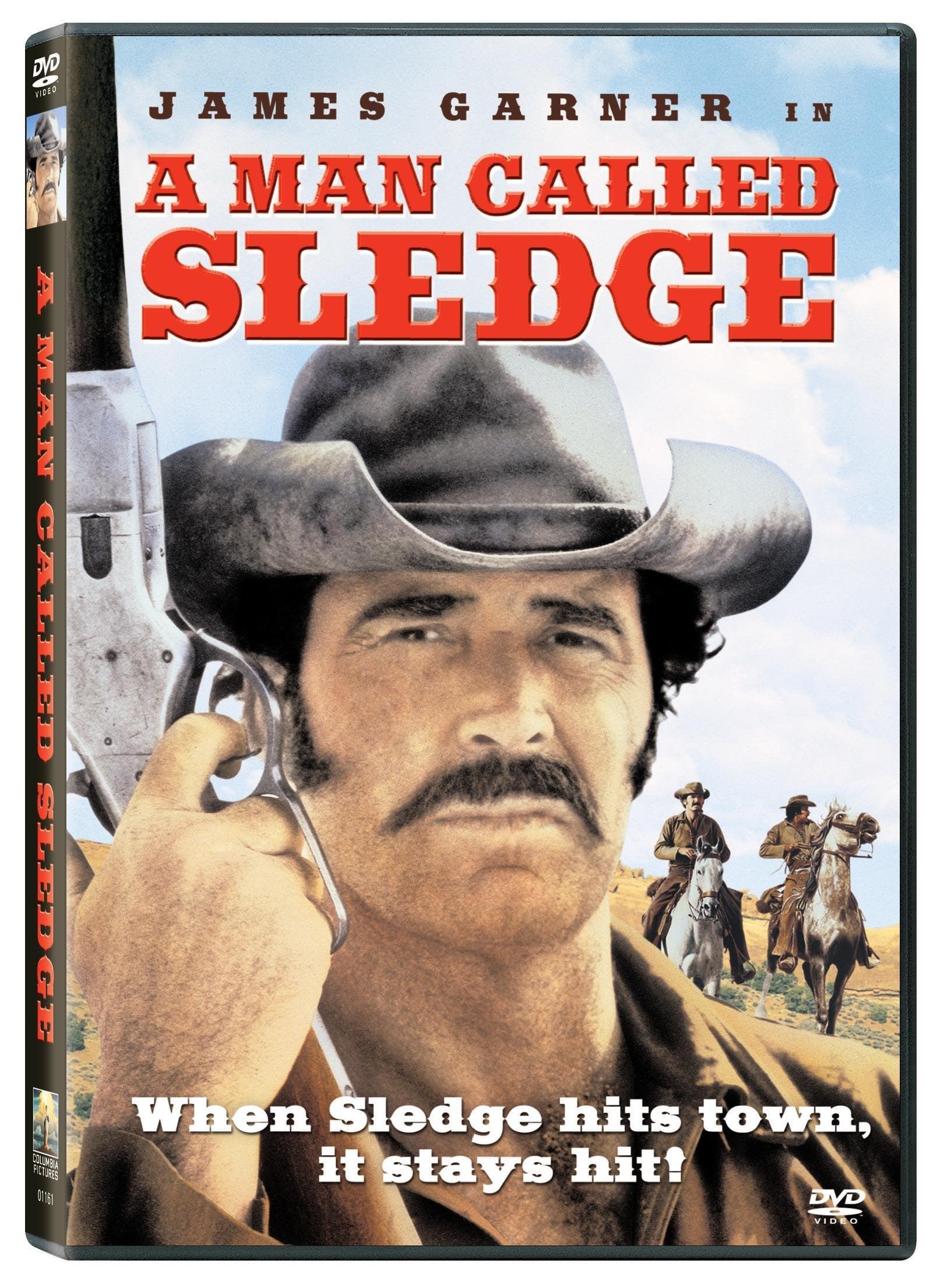 A Man Called Sledge (DVD)