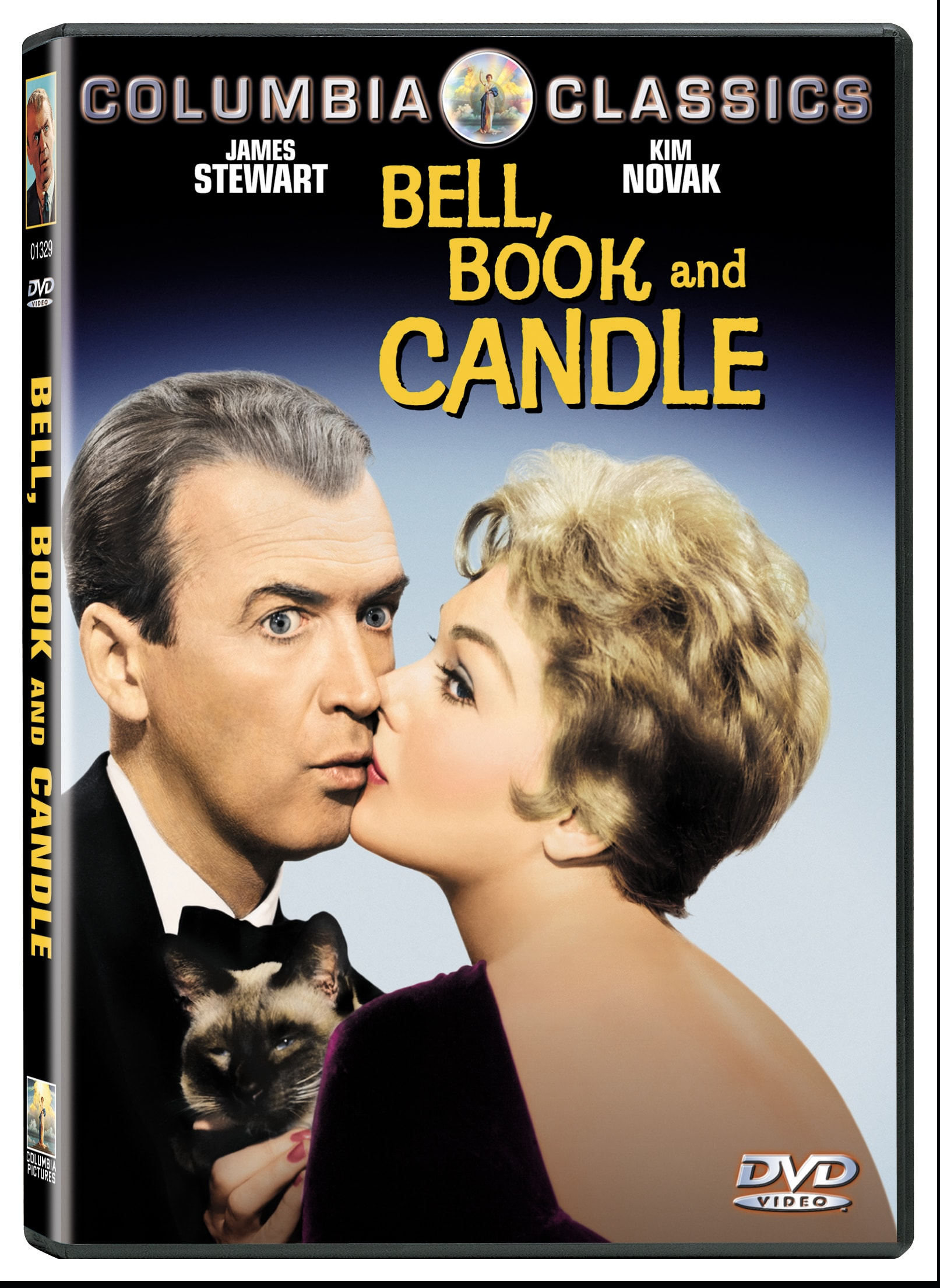Bell Book and Candle (DVD)