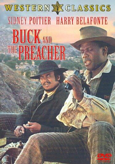 Buck and the Preacher (DVD)