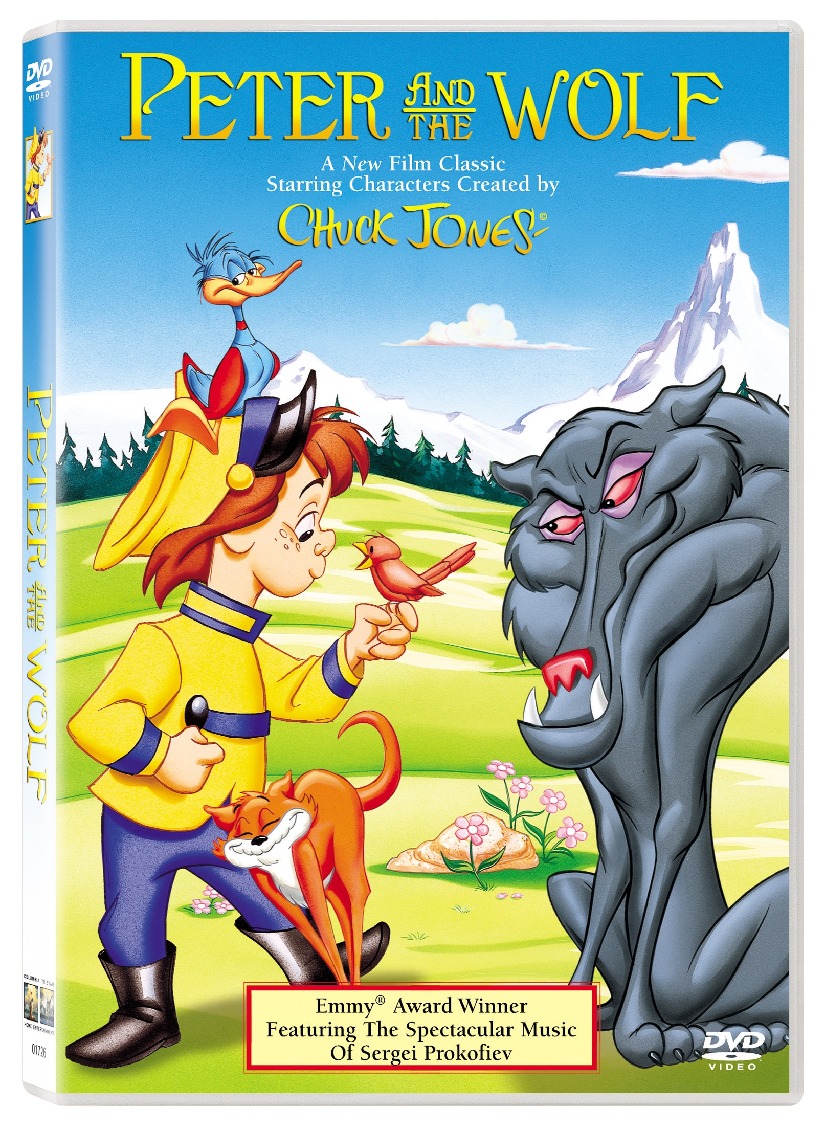 Peter and the Wolf (DVD)