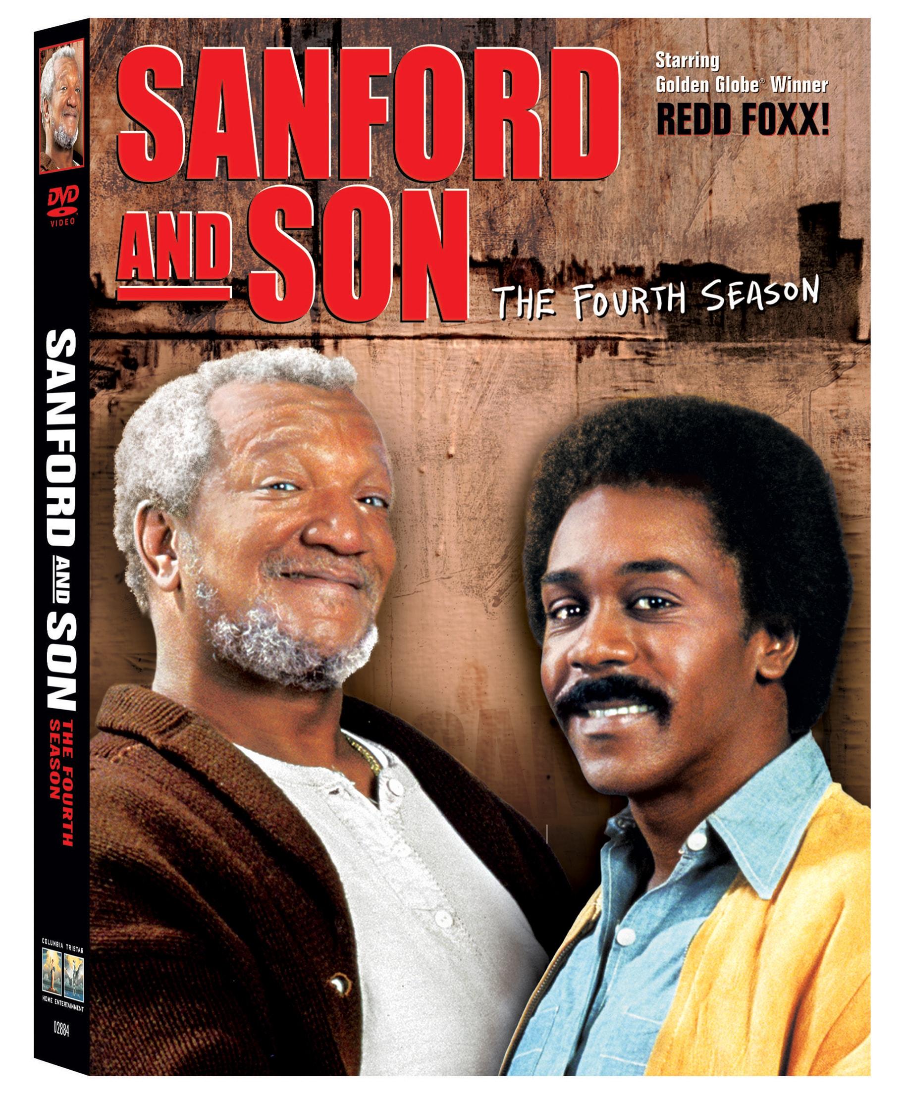 Sanford & Son: The Fourth Season (DVD)
