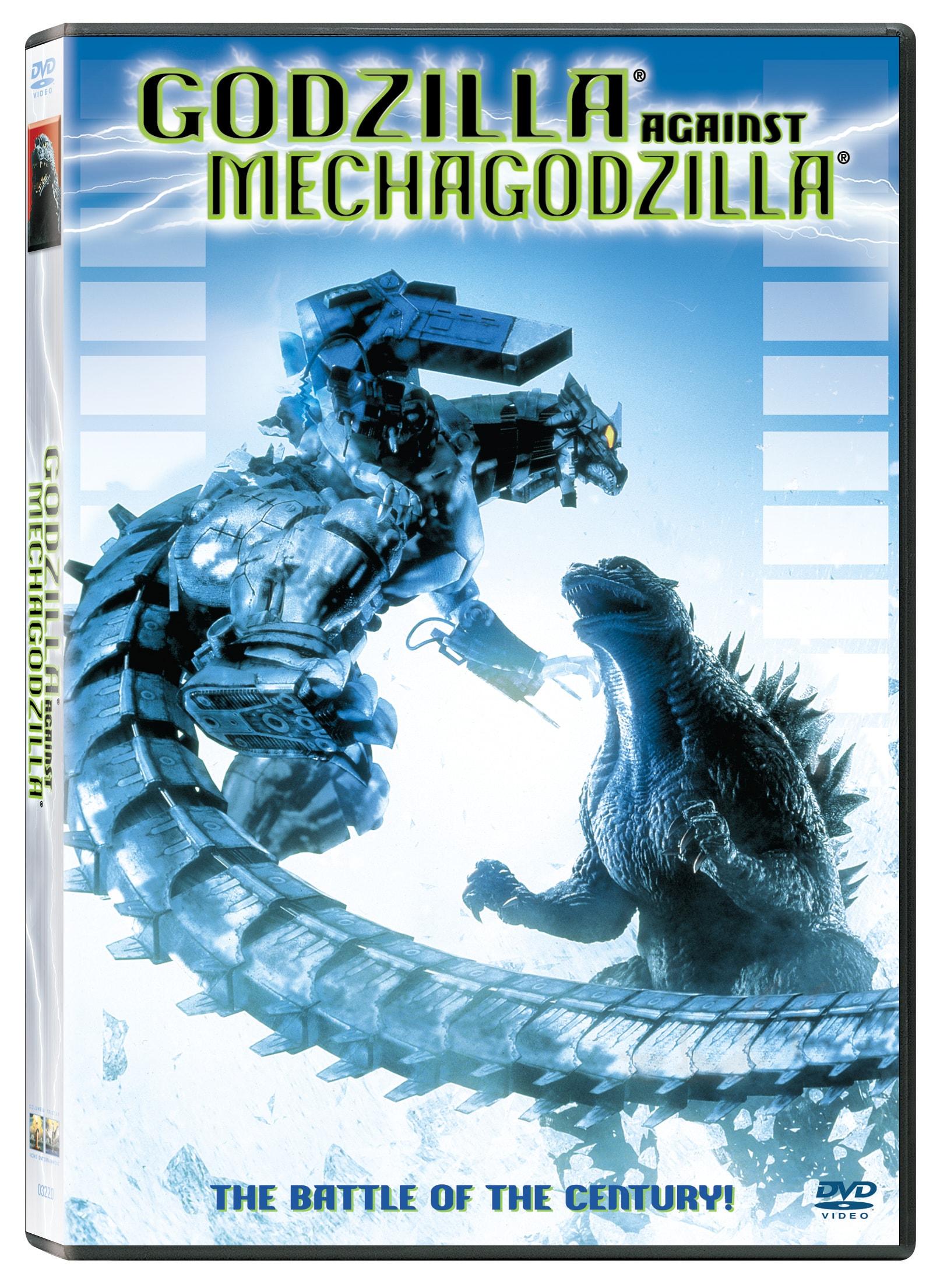 Godzilla Against Mechagodzilla (DVD)