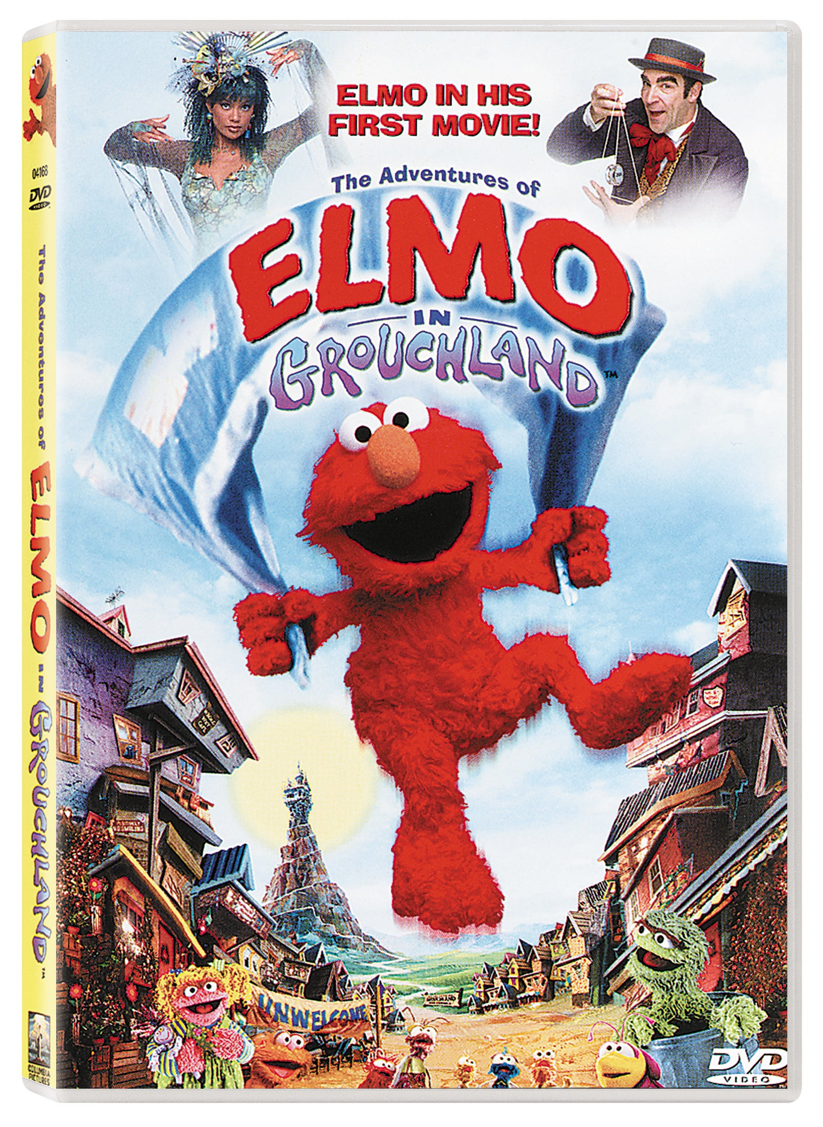 Adventures of Elmo in Grouchland (DVD)