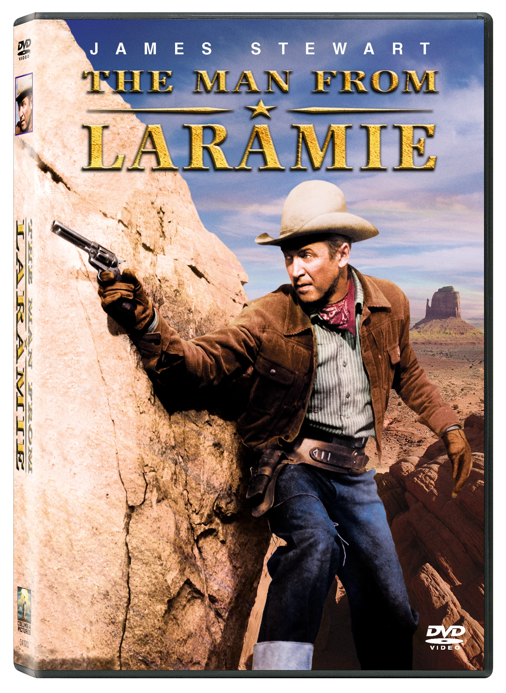 Man from Laramie (DVD)