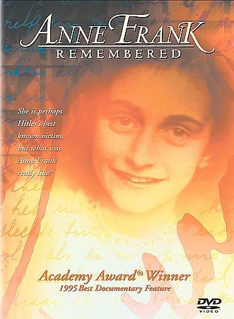Anne Frank Remembered (DVD)