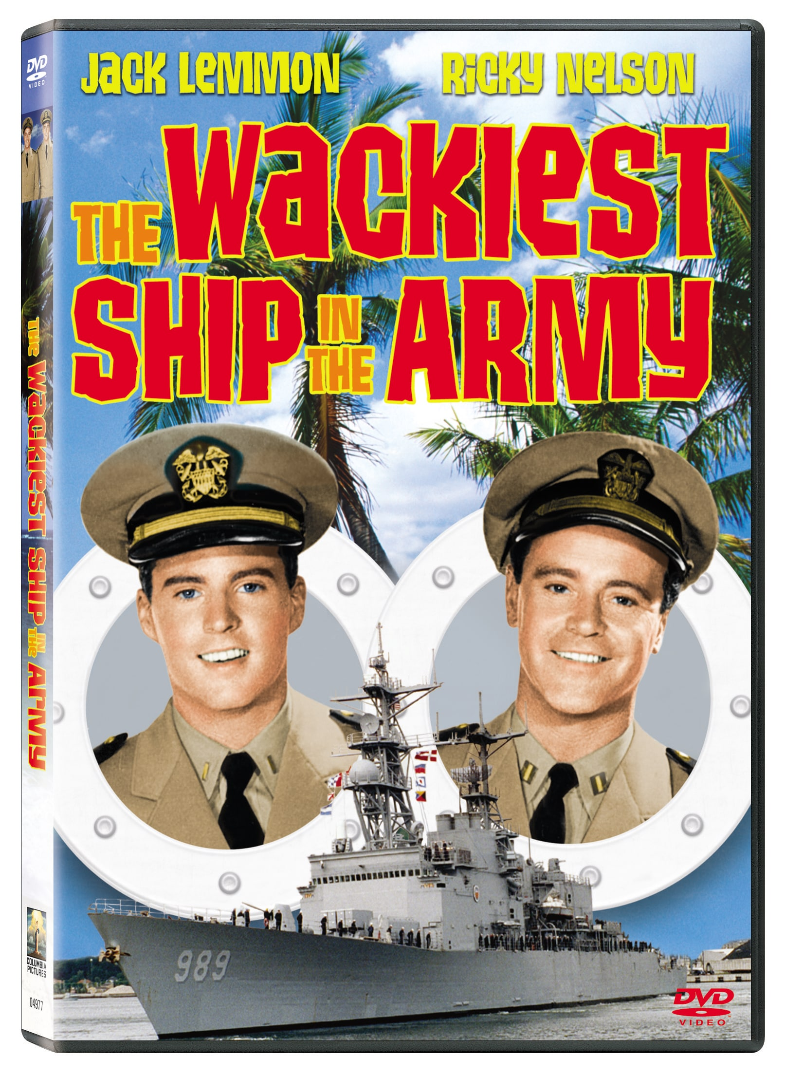 Wackiest Ship in the Army (DVD)