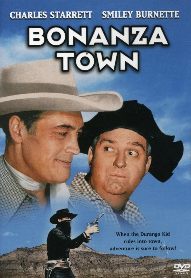 Bonanza Town (DVD)