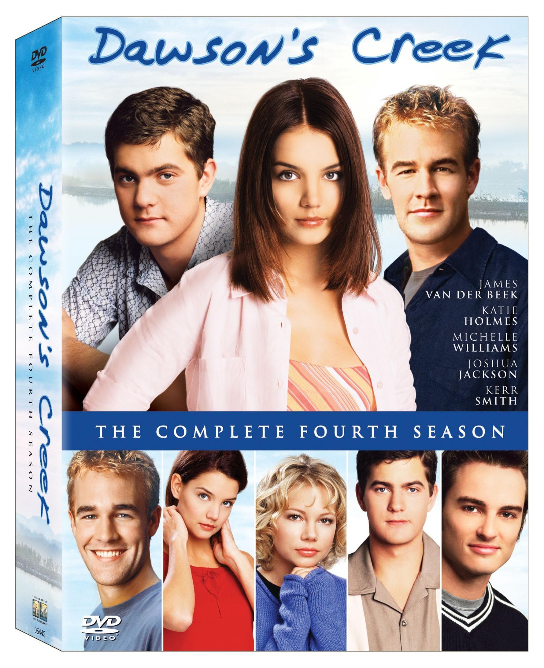 Dawson's Creek: The Complete Fourth Season (DVD)
