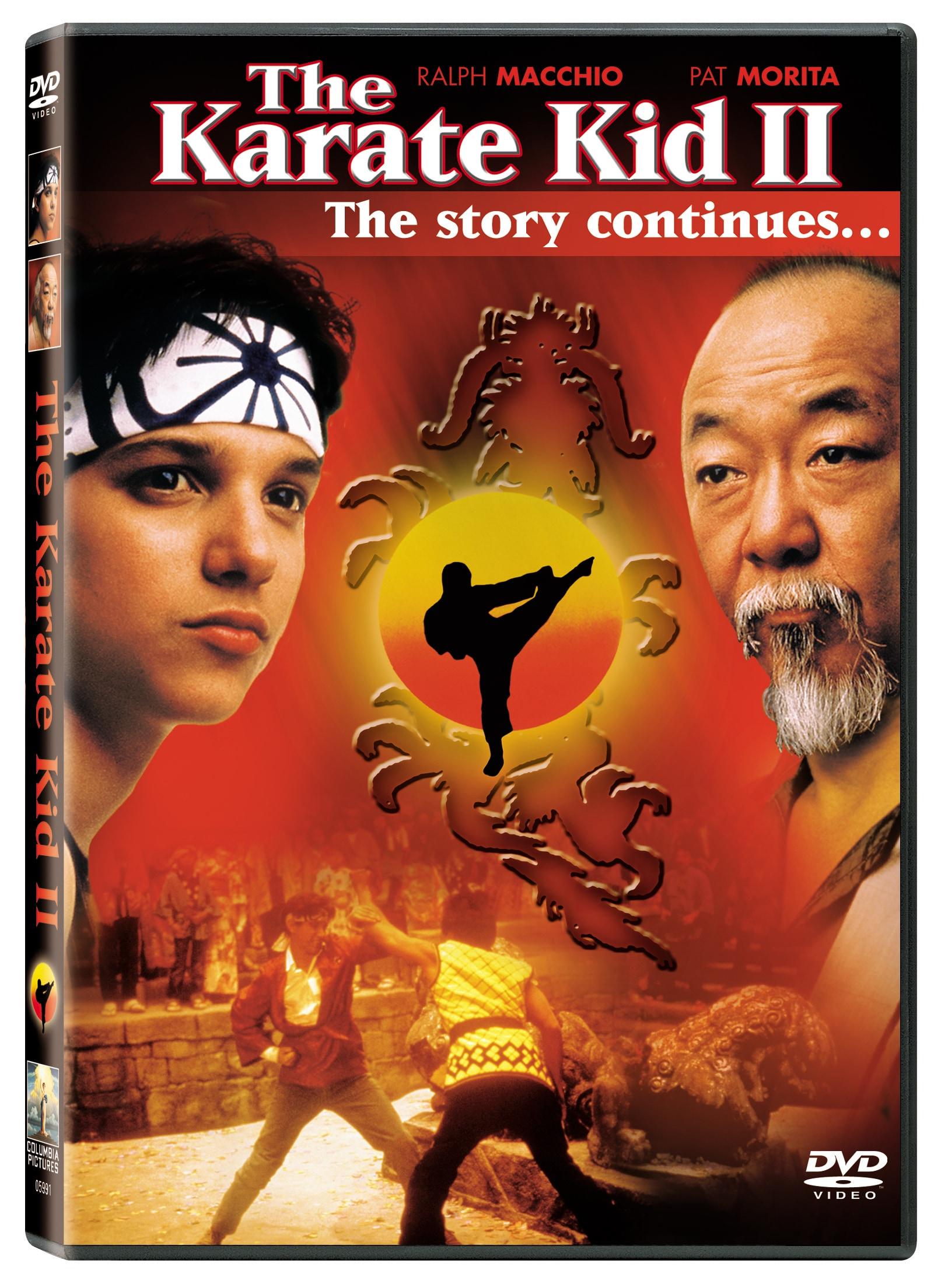 The Karate Kid 2 (DVD)