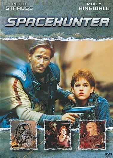 Spacehunter:Adventures in Forbidden Z (DVD)