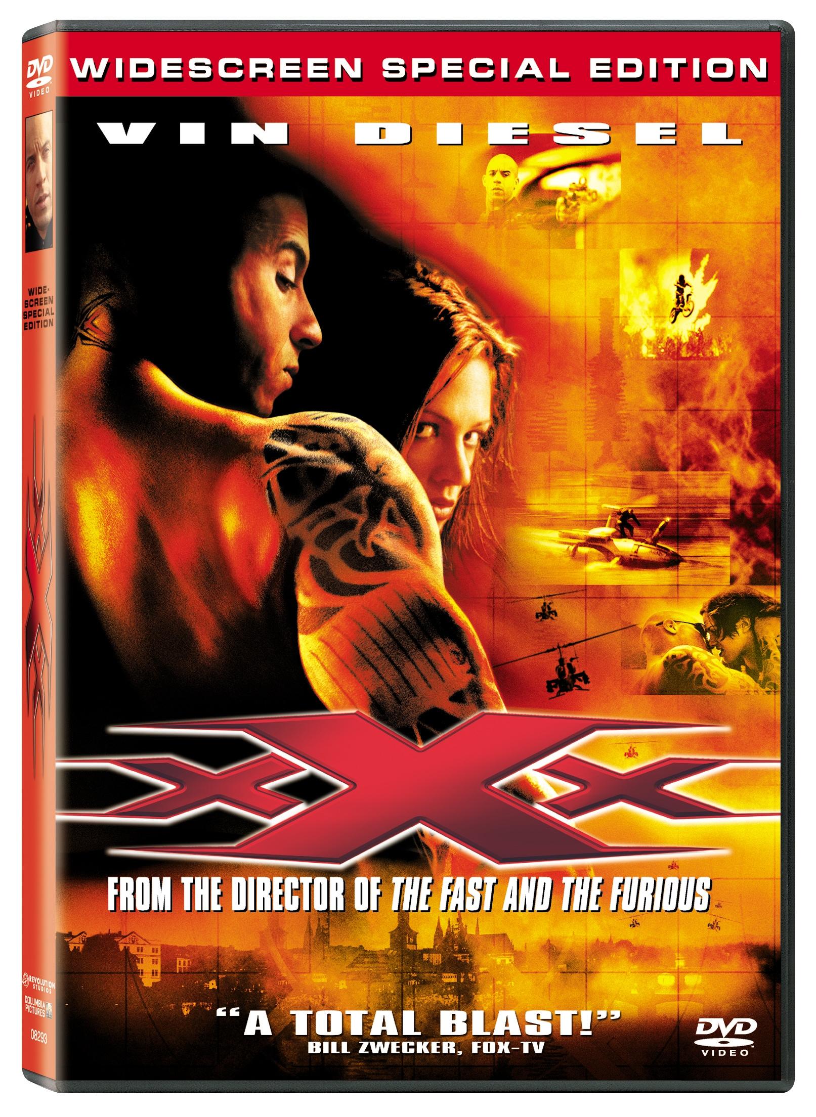 XXX (DVD)