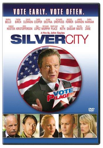 Silver City (DVD)