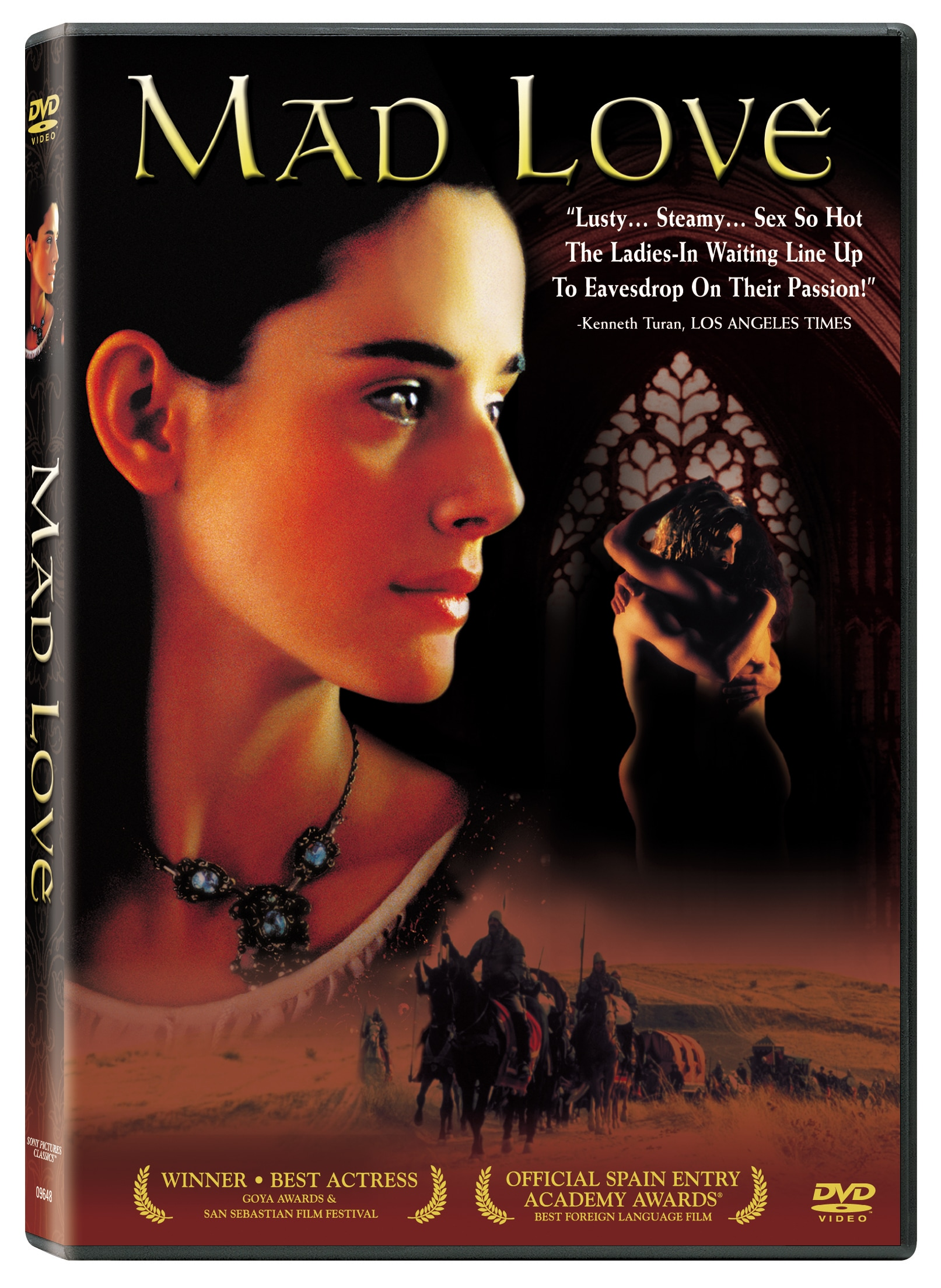 Mad Love (juana LA Loca) (DVD)