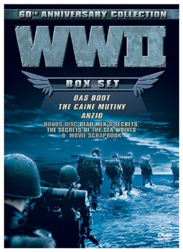 WWII 60th Anniversary Commemorative Box Set (DVD)