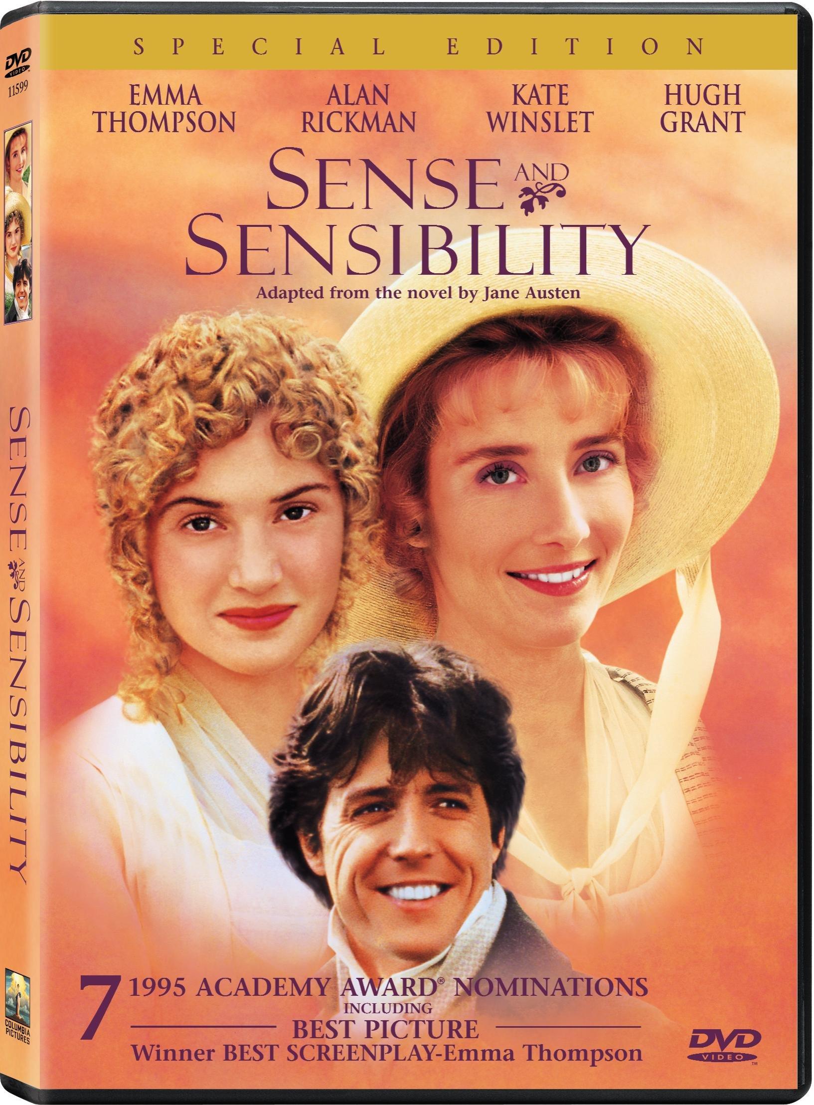 Sense & Sensibility (DVD)