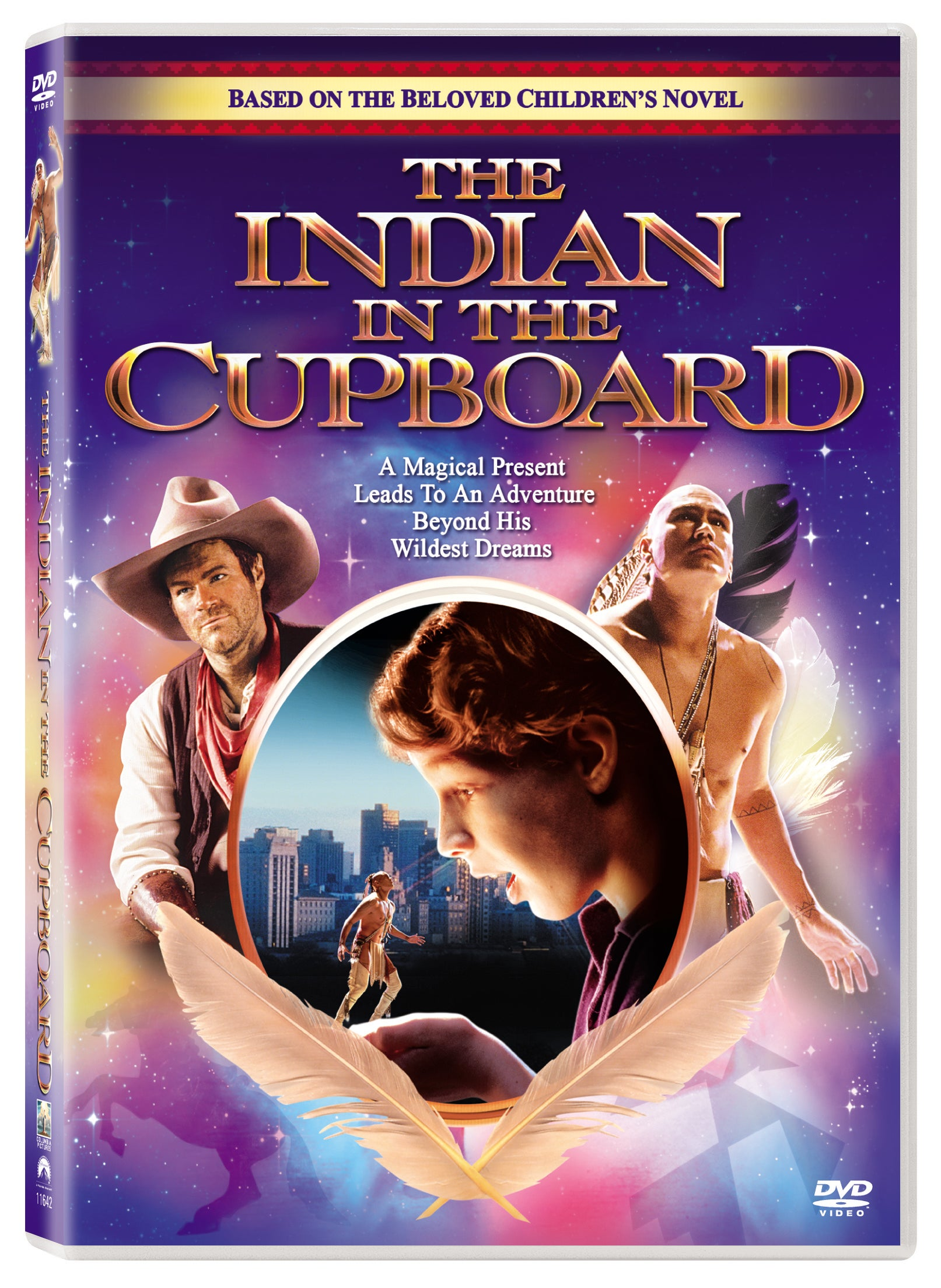Indian in the Cupboard (DVD)