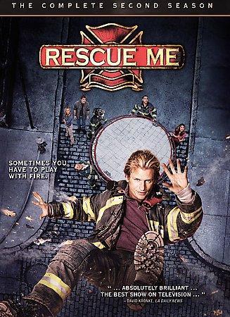 Rescue Me: The Complete Second Season (DVD)
