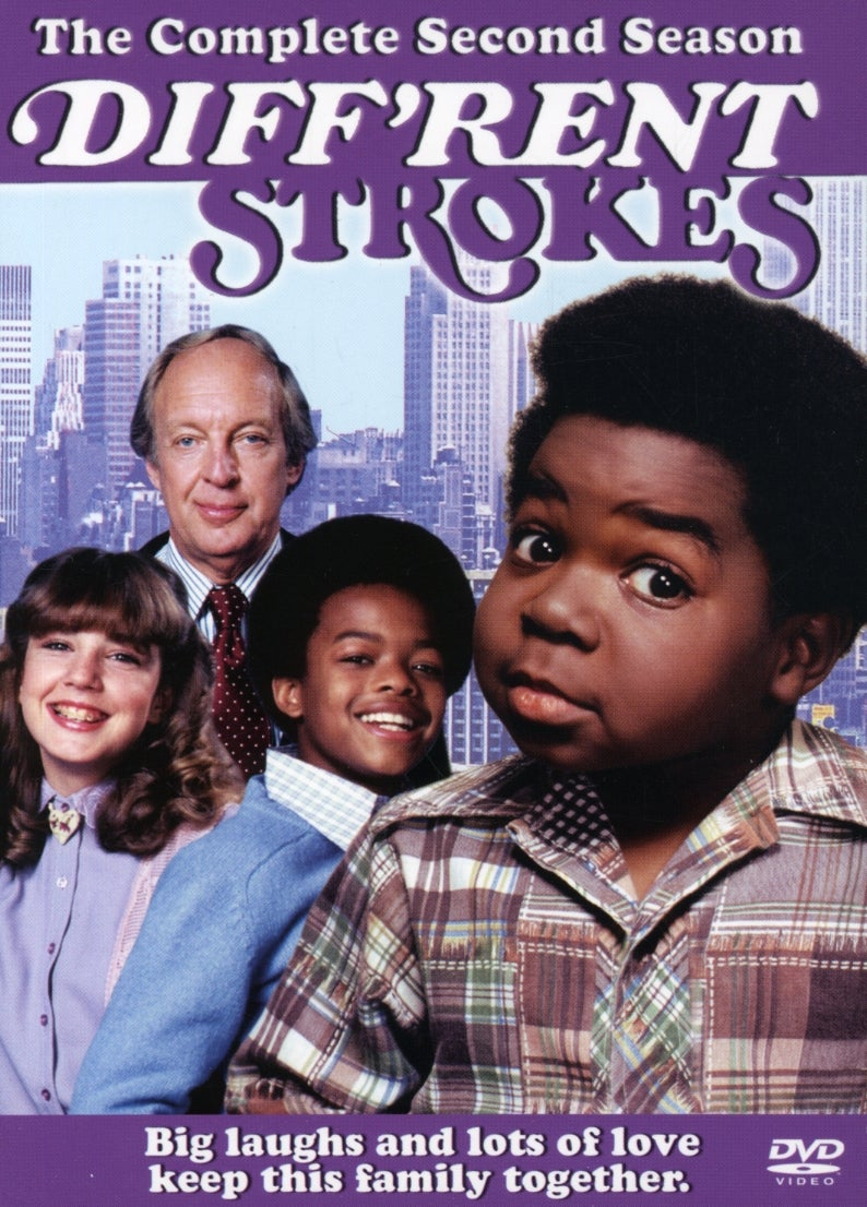 Diff'rent Strokes: The Complete Second Season (DVD)