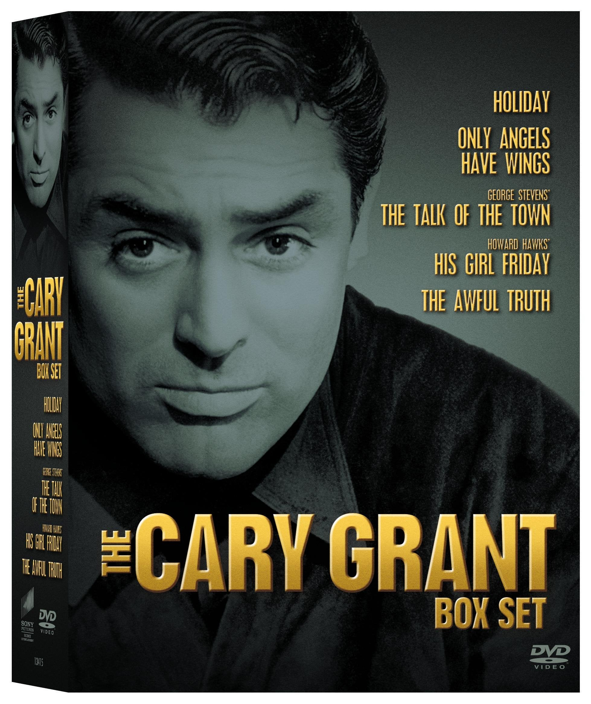 Cary Grant Box Set (DVD)