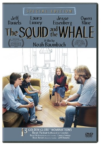 The Squid and the Whale (DVD)
