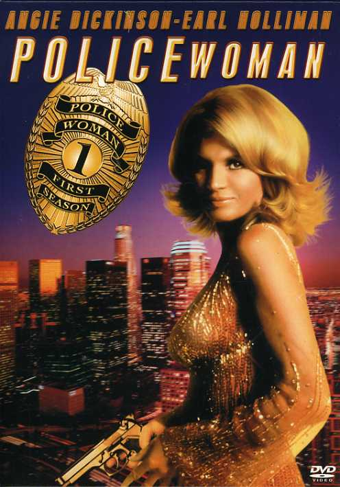 Police Woman: Complete First Season (DVD)