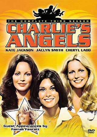 Charlie's Angels: The Complete Third Season (DVD)