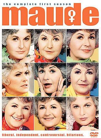 Maude: The Complete First Season (DVD)