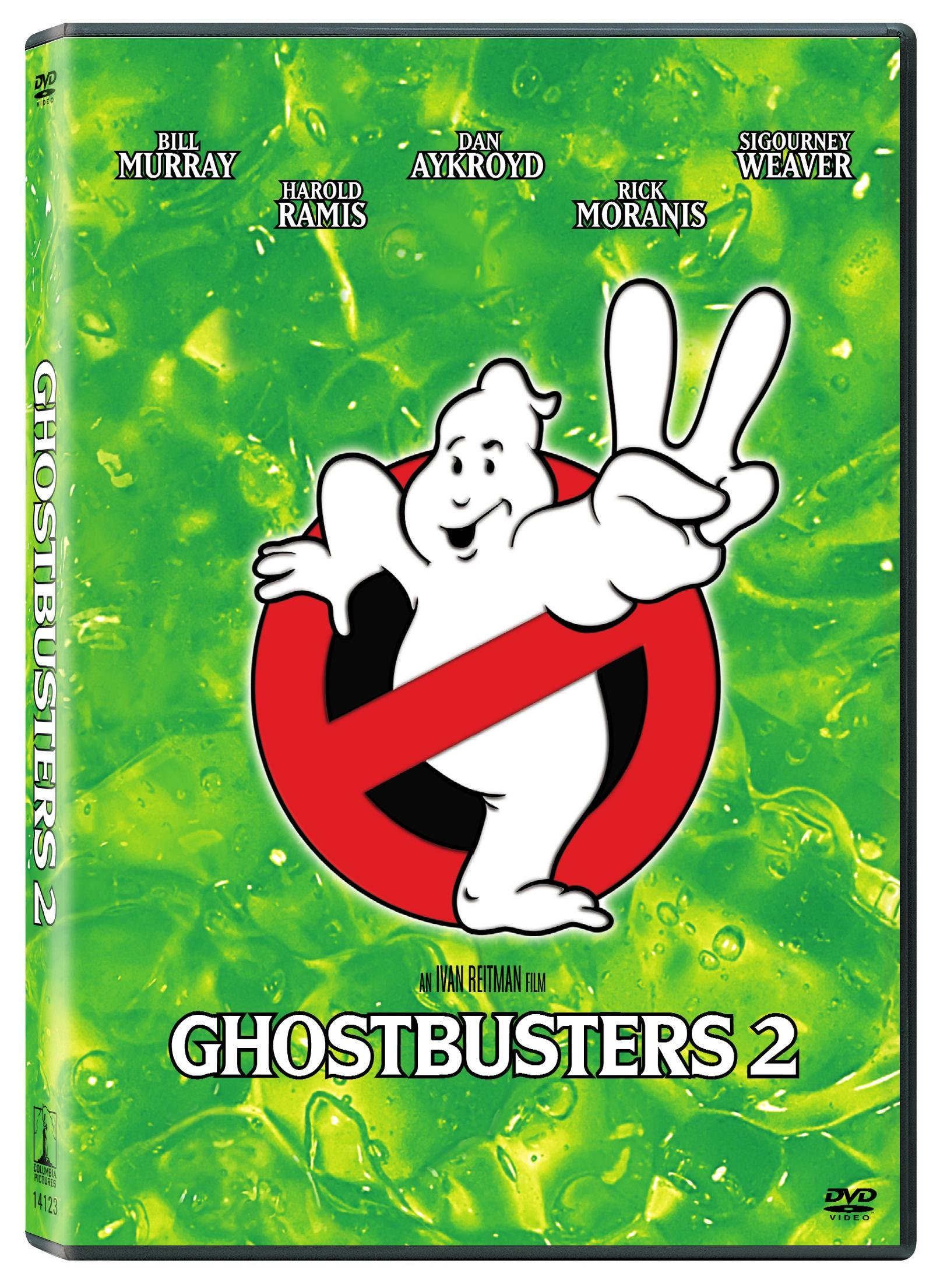 Ghostbusters II (DVD)