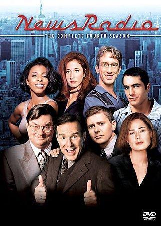 Newsradio: The Complete Fourth Season (DVD)