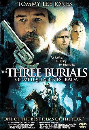 The Three Burials of Melquiades Estrada (DVD)