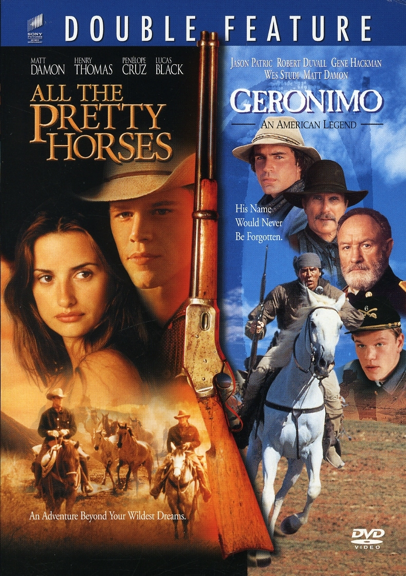 Geronimo: An American Legend/All the Pretty Horses (DVD)