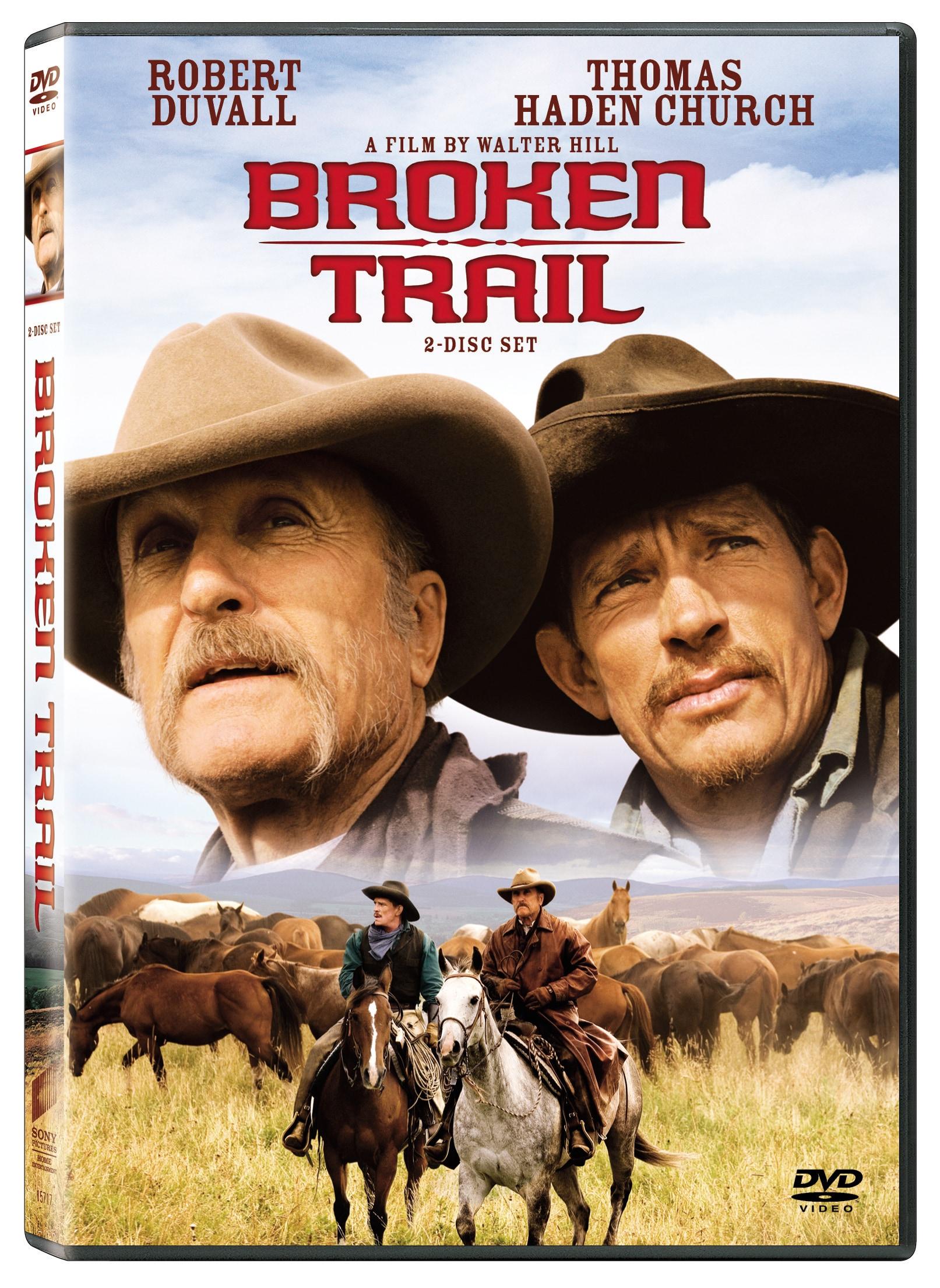 Broken Trail (DVD)