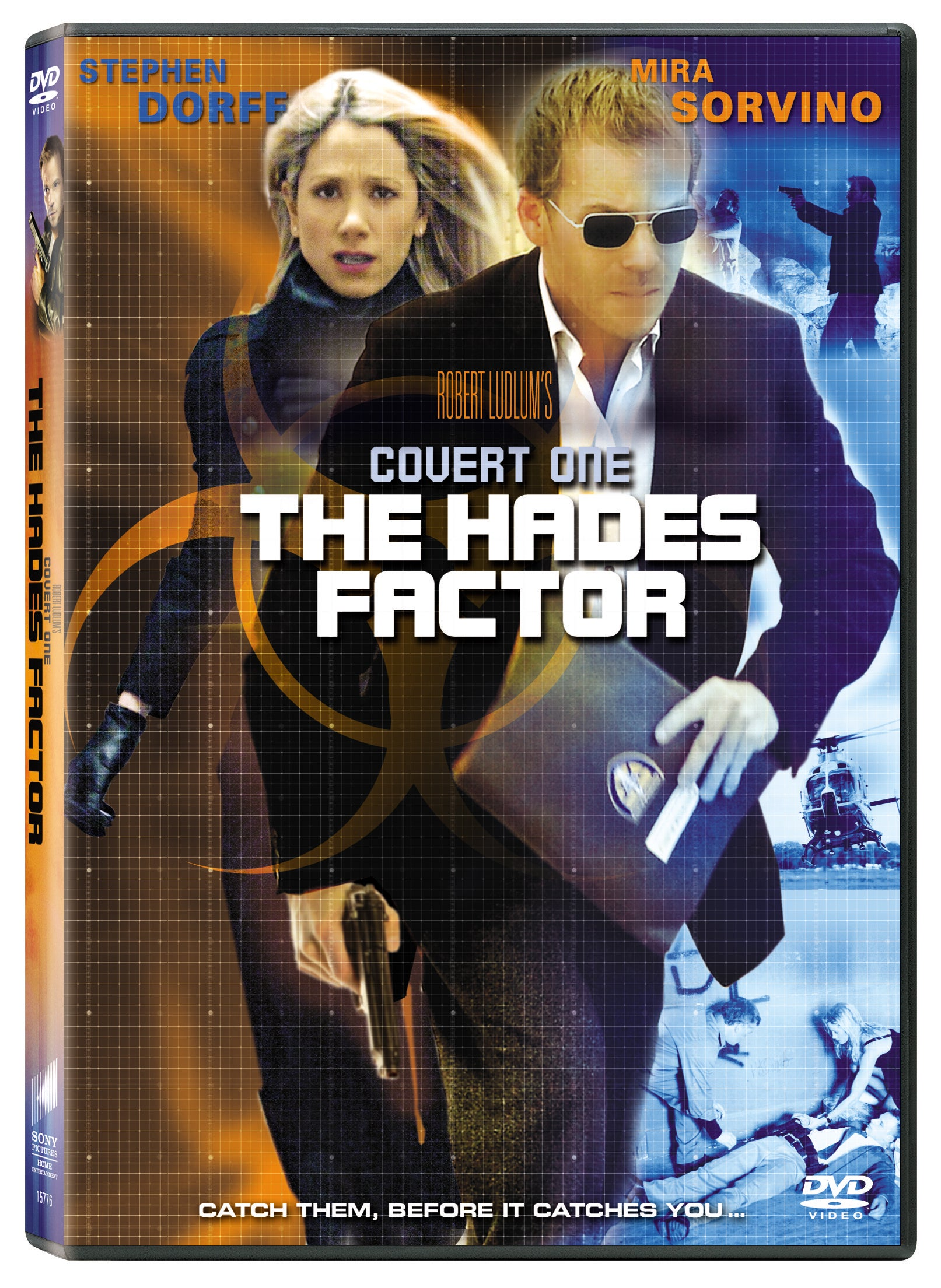 Robert Ludlum's Covert One: The Hades Factor (DVD)