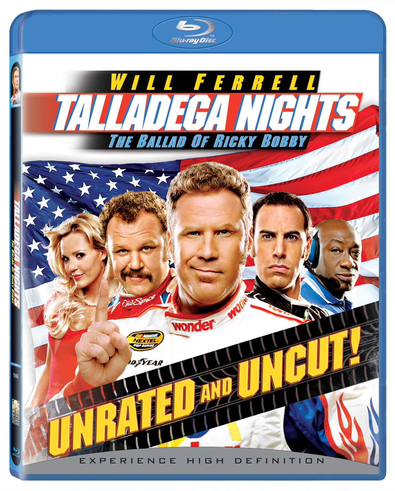 Talladega Nights: The Ballad of Ricky Bobby (Blu-ray Disc)