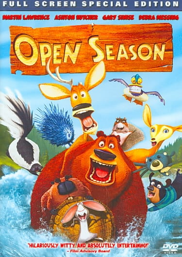 Open Season (DVD)