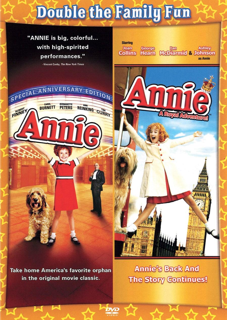 Annie (Special Edition)/Annie: A Royal Adventure (DVD)