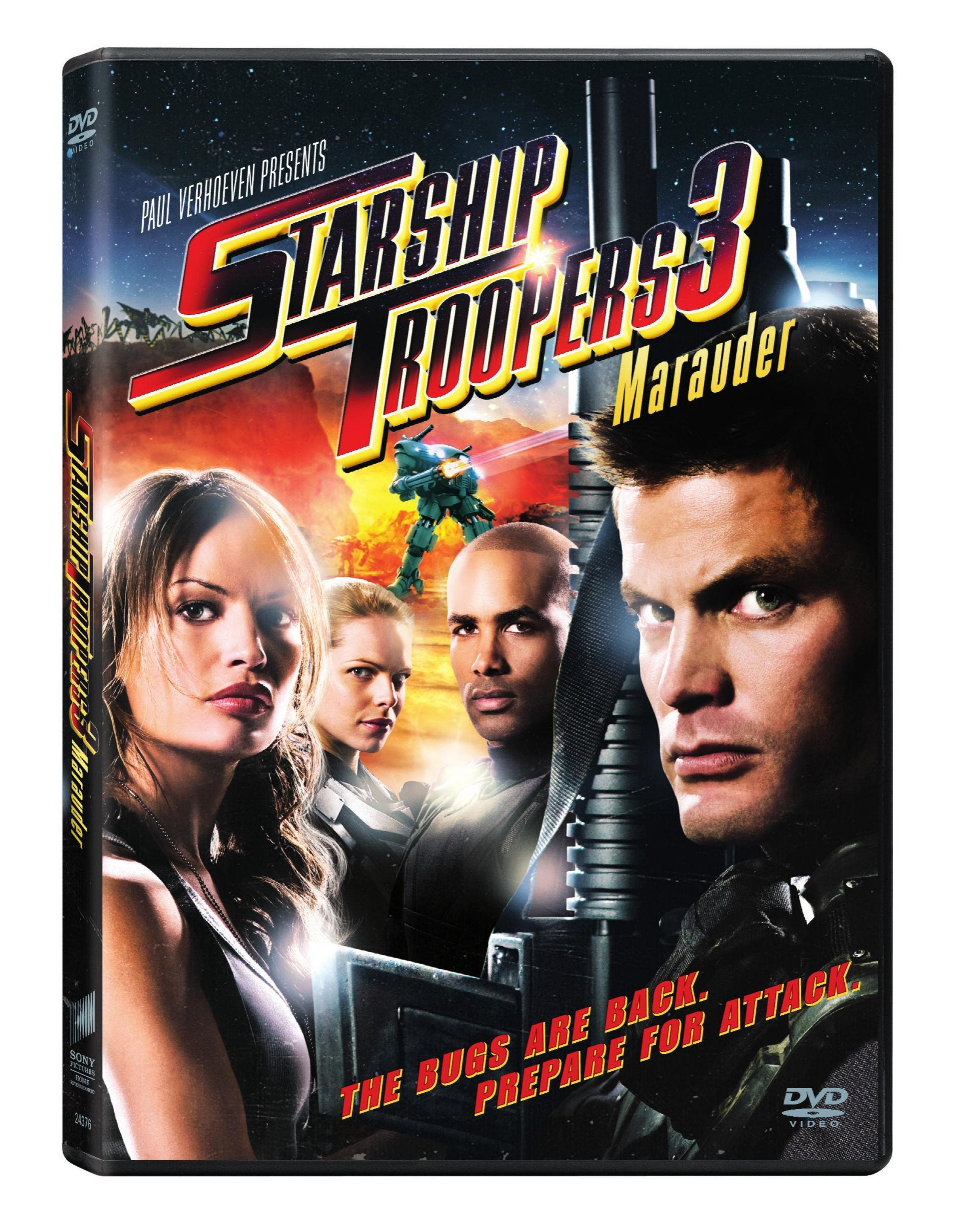 Starship Troopers 3: Marauder (DVD)