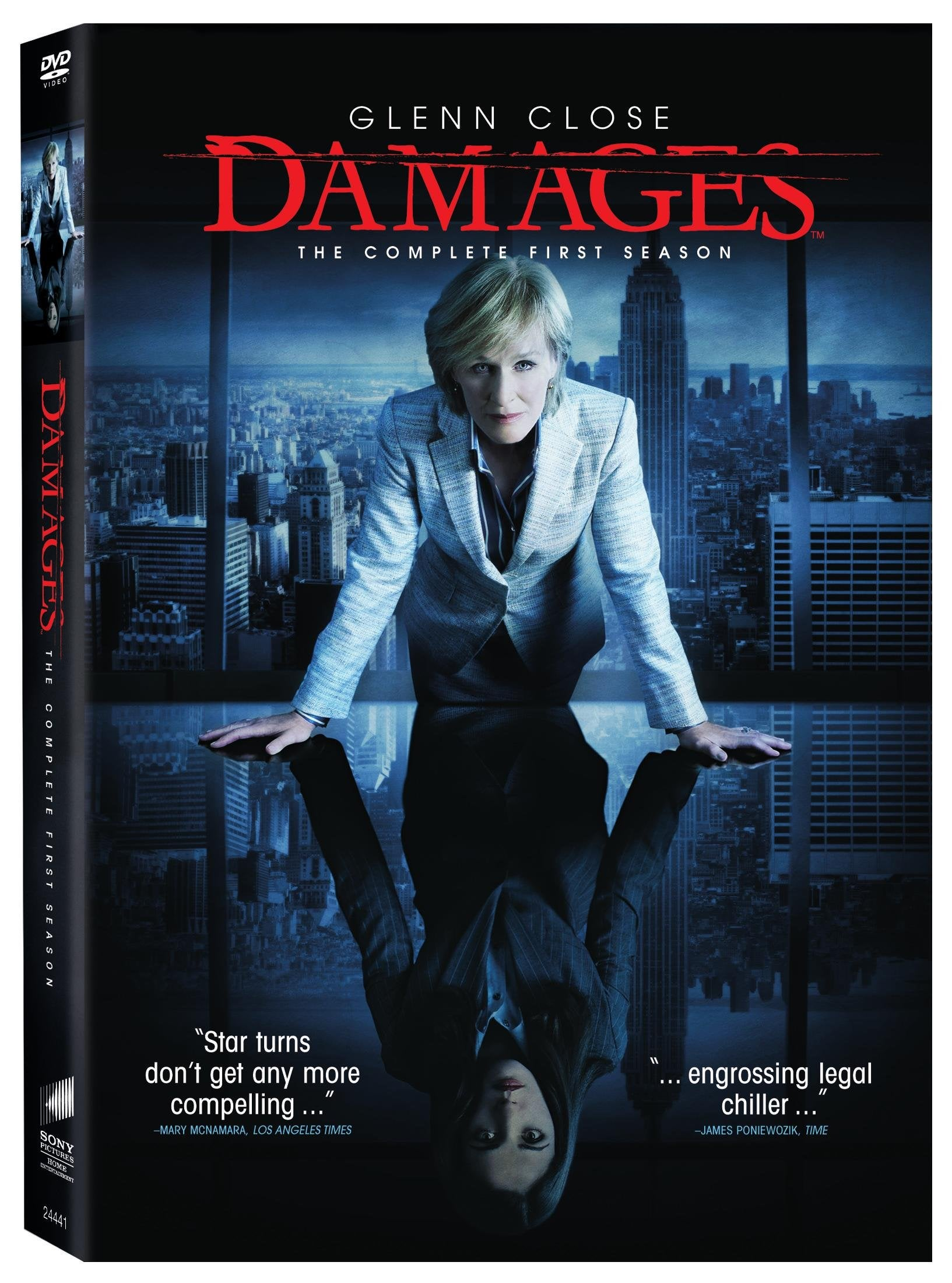 Damages: The Complete First Season (DVD)