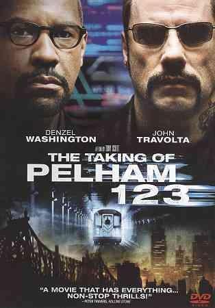 The Taking of Pelham 123 (DVD)